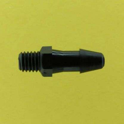 "011402 (Adapters - Thread: 10-32 Taper  Barb: 5/32""  Material: Black Nylon)"